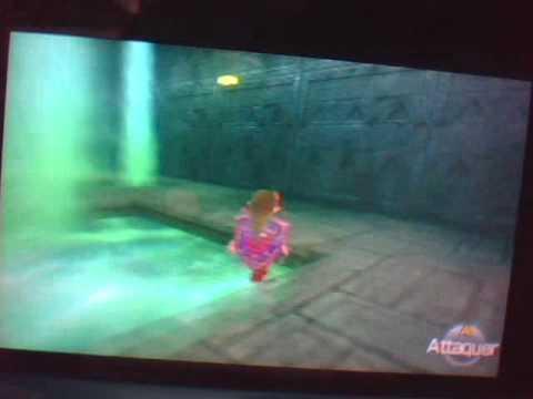 Zelda Ocarina Of Time 3DS français Ep 7 Le chant du soleil
