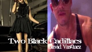 Carrie Underwood - Two Black Cadillacs (Male Cover)