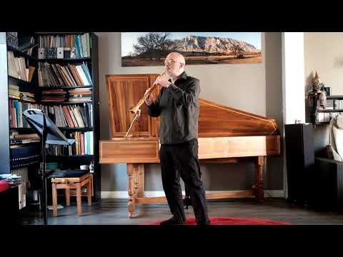 The Livingroom Concerts : J.S.Bach, Partita after BWV 1013 : 1 - Allemande