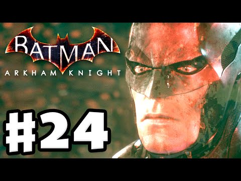 Batman: Arkham Knight - Gameplay Walkthrough Part 24 - Man-Bat and Firefly! (PC)