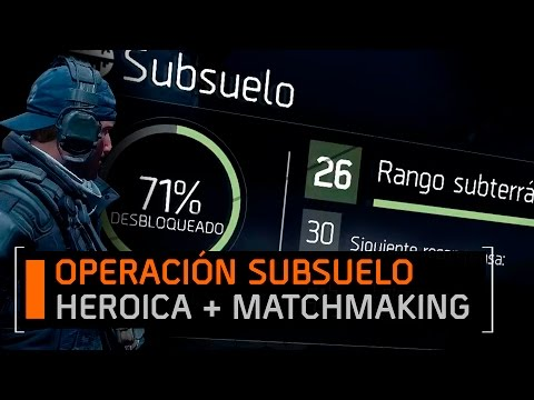 the division matchmaking español