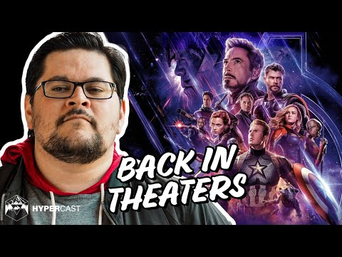 AVENGERS Movies Returning to Chinese Cinemas - HyperCast