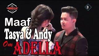 Download MAAFKANLAH ADELLA - Tasya Rosmala Feat. Andi KDI live Jaken Pati
