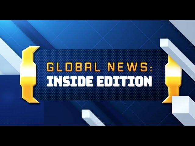 Global news inside edition