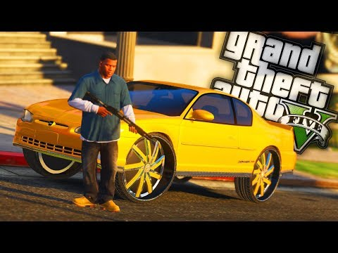 Trappin & Illegal Jobs! - GTA 5 Real Hood Life - Day 5