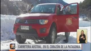Video Reportajes T13: Carretera Austral, a la conquista de la Patagonia download MP3, 3GP, MP4, WEBM, AVI, FLV Oktober 2018