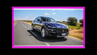 The 2019 Maserati Levante Isn't Too Sporty For Its Own Good | k production channel
