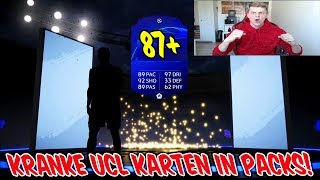 FIFA 19: Absolut kranker 87+ Champions League WALKOUT im SBC Pack Opening! - Ultimate Team