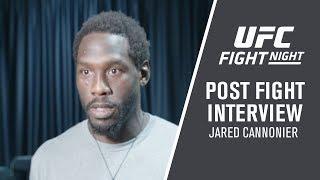 UFC Copenhagen: Jared Cannonier -