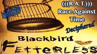 Hip Hop Deciphered - Race Against Time (R.A.T.) By Blackbird  ((432Hz))