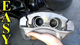 How to Replace a Brake Caliper thumbnail