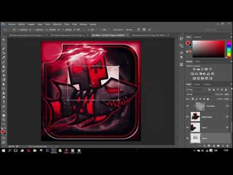 Speed Art  - Geometry Dash Profile Picture - Diabolic