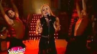 """Gloria Trevi: Esa hembra es mala """"en vivo programa Sabadazo"""""""