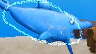 DELFIN UCIEKŁ Z ZOO! - Tasty Blue #3