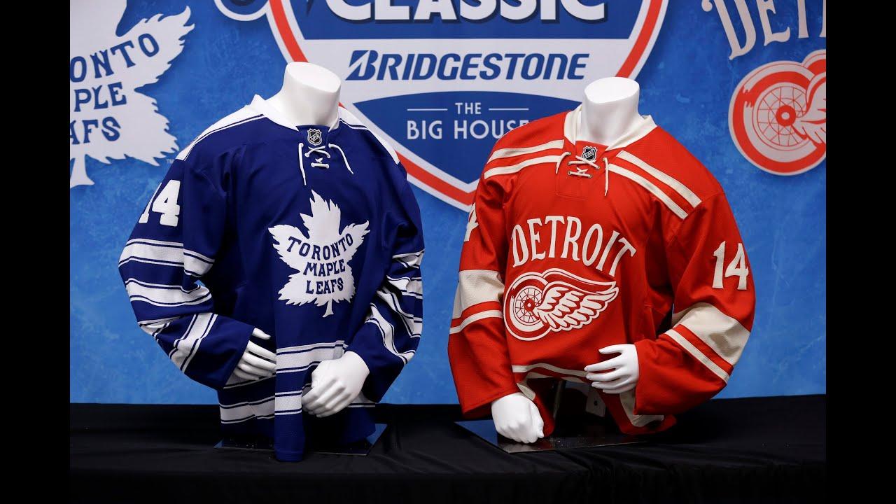 NHL Winter Classic 2014 - Detroit Red Wings vs Toronto Maple Leafs   NovaSport CZ LIVE  ef8120700