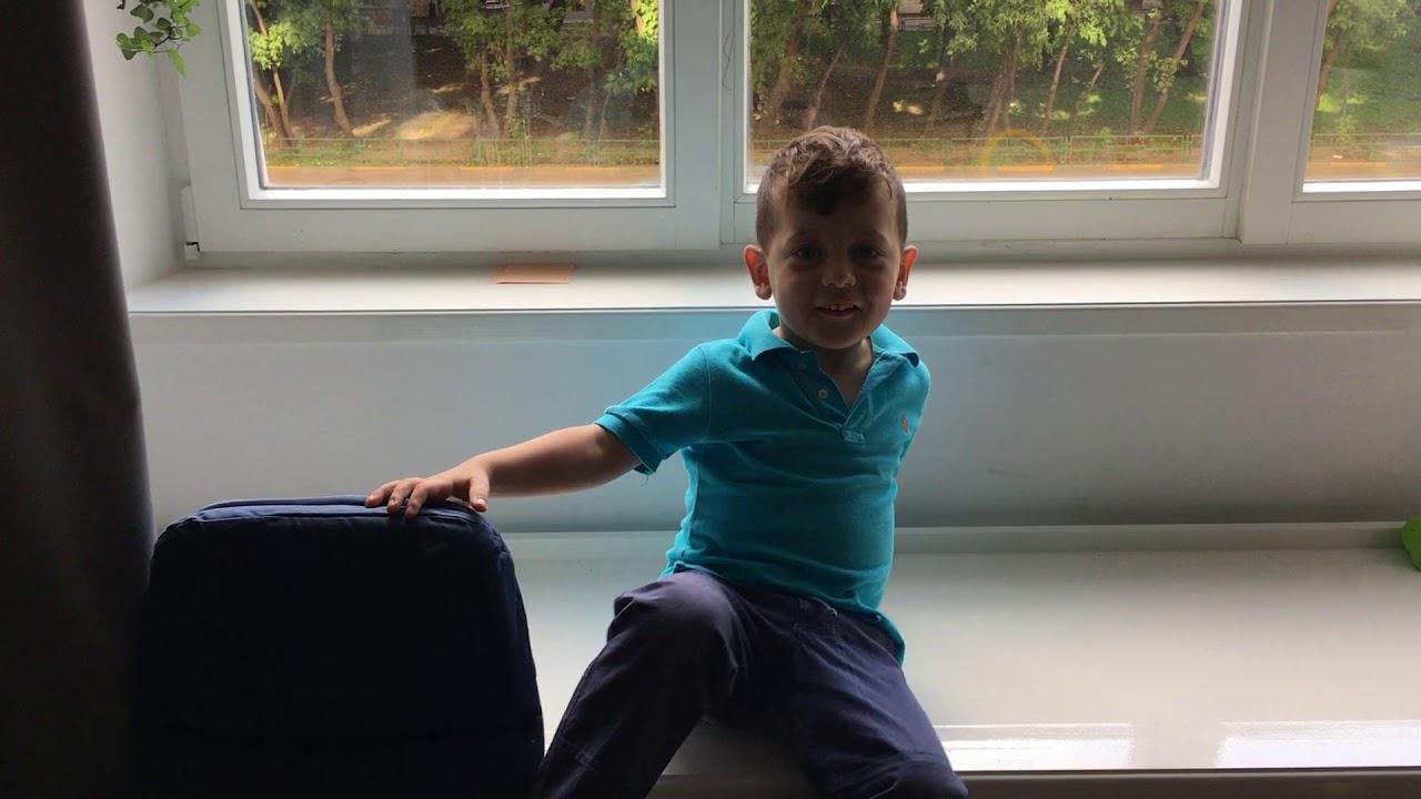 Абсолютный слух.  Николай Палыч, 3 года