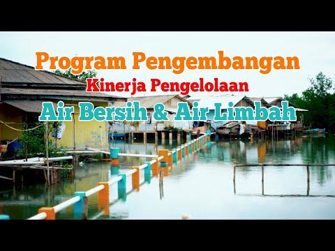 Program Pengembangan Kinerja Pengelolaan Air Bersih Dan Air Limbah Dinas PUPR Tanjungpinang