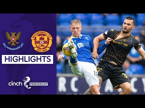 St. Johnstone Motherwell Goals And Highlights