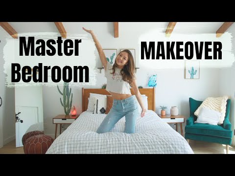 ROOM MAKEOVER BEFORE AND AFTER