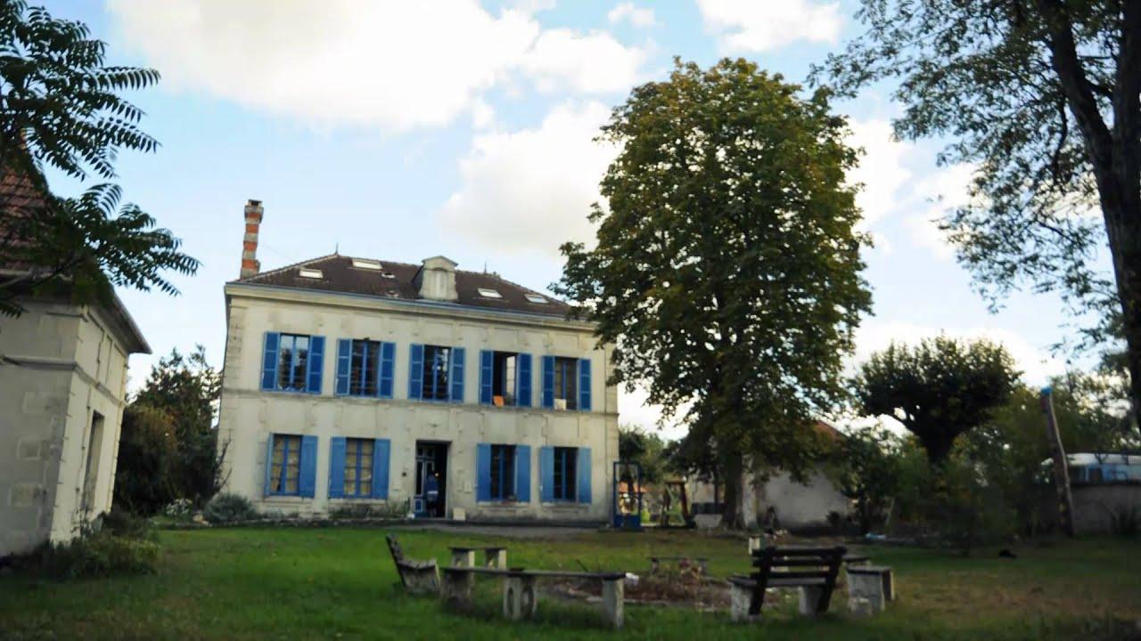 one day time lapse la maison des bateleurs montendre