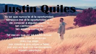 Justin Quiles Confusión (Con Letra)