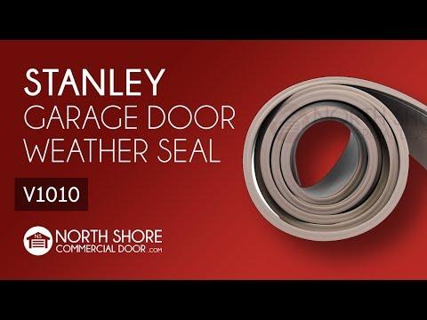 Stanley Garage Door Weather Seal