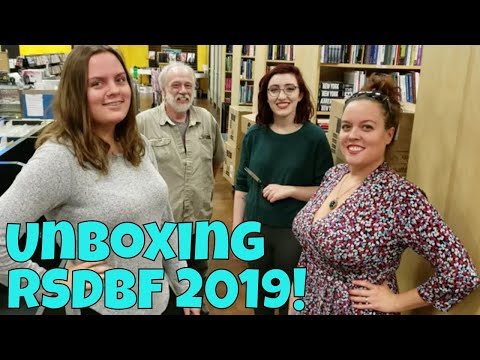 Unboxing - Record Store Day Black Friday 2019
