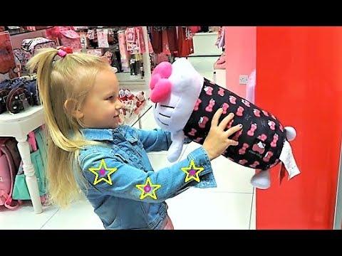 Алиса выбирает игрушки ! ИНКУбебис сюрприз с игрушкой внутри ! Одежда для девочки реборн