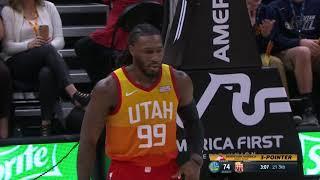 Golden State Warriors vs Utah Jazz | December 19, 2018
