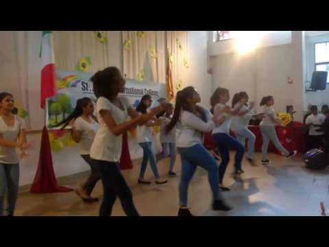 St. Joseph International College Dance Milan Italy 2016
