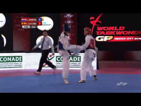 Grand Prix Final - México 2015 - Day 2 - Preliminary Rounds