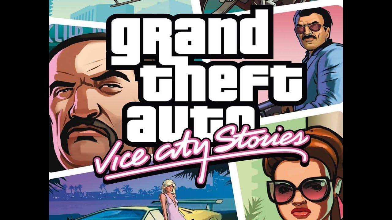 لعبة gta vice city للاندرويد مضغوطة