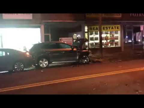 VIDEO: Medical Episode Causes Five-Vehicle Fair Lawn Chain-Reaction Crash, Two Hospitalized
