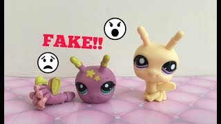 I WAS SCAMMED LPS!?!!