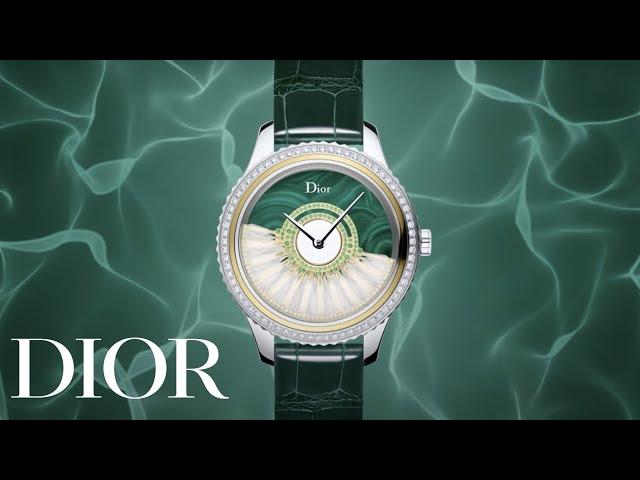 Dior Grand Bal Plume - Malachite