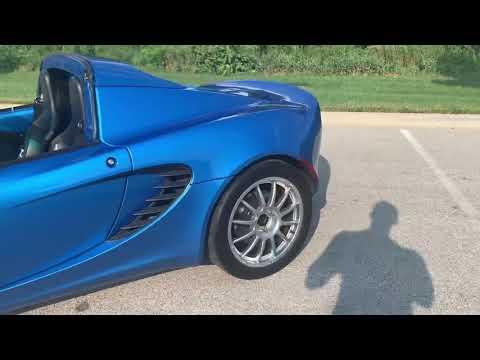 7,400-Mile 2005 Lotus Elise