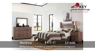 Sale Prices for Ashley Dressers | Portland 2017 | Part Three
