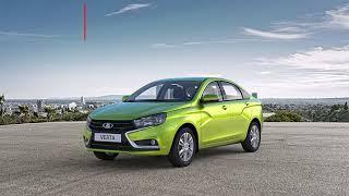 В сетябре продажи Lada в Европе выросли на четверть