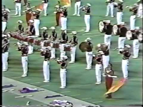 Shikellamy Marching Braves 1995