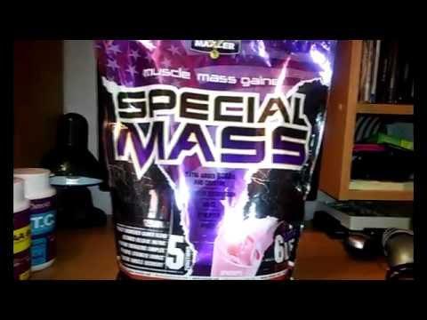 Special Mass - Гейнер