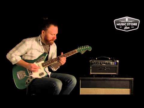 1966 Fender Jaguar Tone Review and Demo