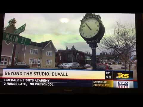 Beyond the Studio Duvall - Main Street with Kim Piira