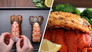Juicy Lobster Recipes You Can Make At Home • Tasty Recipes