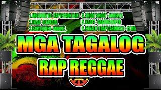 MGA TAGALOG RAP REGGAE NA HINDE MALALAOS KAHIT KILAN REMIX BY: DJ JHANZKIE