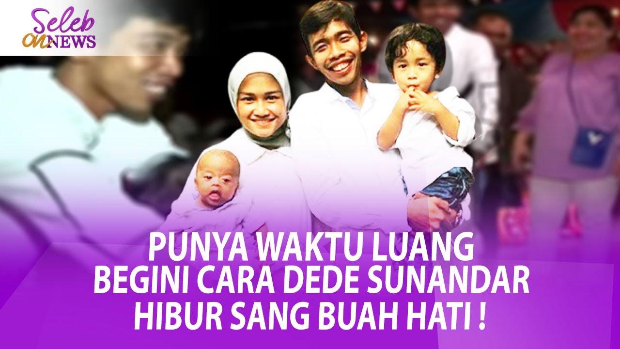 Beginilah Liburan Sederhana Keluarga DEDE SUNANDAR Di PEKAN RAYA JAKARTA - SELEB ON NEWS