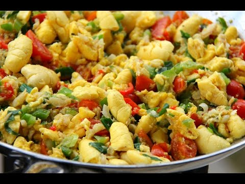 Ackee and saltfish recipe tastytuesdays caribbeanpot for Salt fish ackee