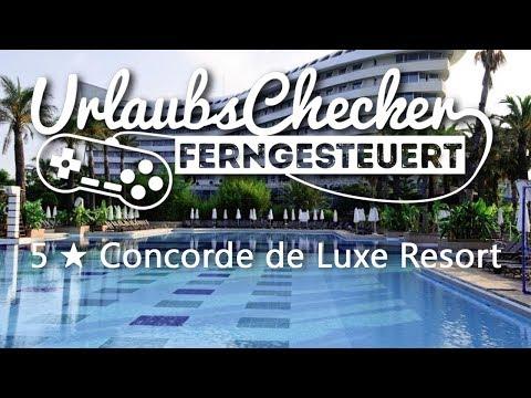 5 ★ Concorde de Luxe | Lara
