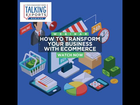 How to Transform Your Business with eCommerce
