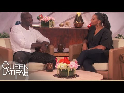 Adewale AkinnuoyeAgbaje On His Personal Struggles  The Queen Latifah
