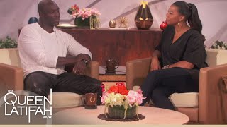 Adewale Akinnuoye-Agbaje On His Personal Struggles  The Queen Latifah Show